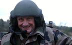 Gérard Longuet, nouveau ministre de la Défense et des Anciens combattants