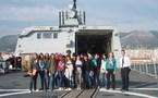 Visite de la FLF ACONIT par une classe de Seconde de Saint-Germain-en-Laye