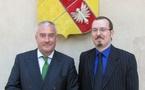 Une rencontre sous le signe de la mémoire et de l'amitié franco-bavaroises