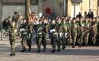 Des soldats blessés en Afghanistan sur les Champs-Elysées le 14 juillet