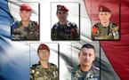 Un 14 juillet endeuillé : sept nouveaux soldats tombent en Afghanistan