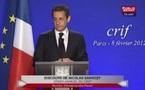 Pour Nicolas Sarkozy : la Shoah est une invention franco-allemande