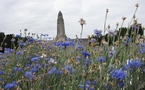 L'ossuaire de Douaumont profané