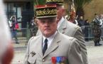Adieu aux Armes du Général Pascal Péran