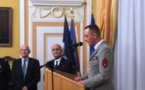 Vœux du Gouverneur militaire de Metz